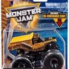 Hot Wheels Monster Jam. Earth Shaker. 1:64 Scale
