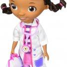 "Doc McStuffins My Friend Doc  14"" Doll Chief Resident"