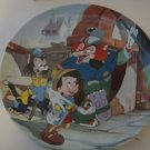 "Walt Disney ""It's an Actors Life For Me"" collector plate by: Knowles"