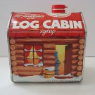 Vintage Log Cabin Syrup 100th Anniversary 1887-1987 Tin
