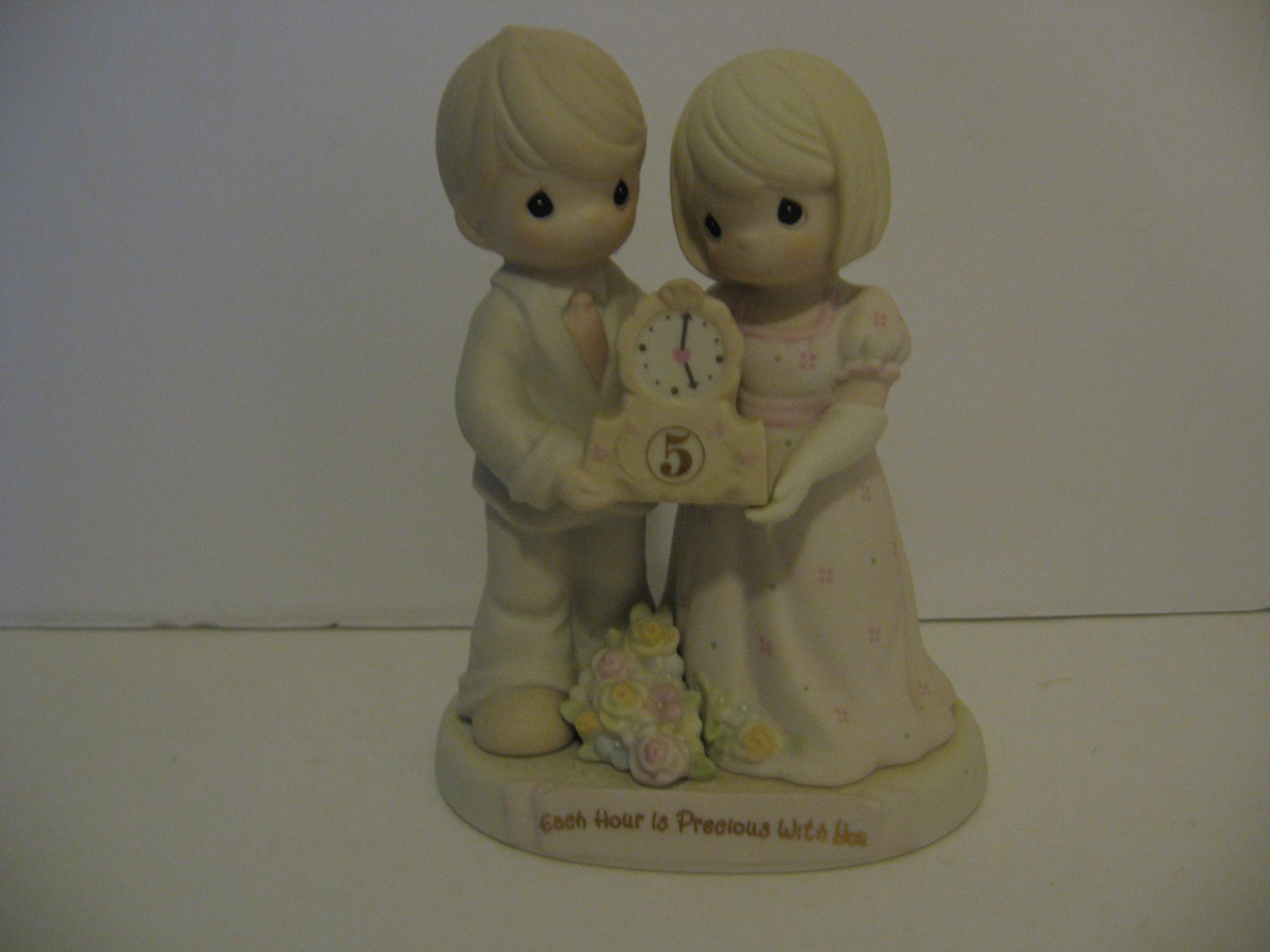 Precious Moments - I give you my love forever true - Circa 1994 #129100