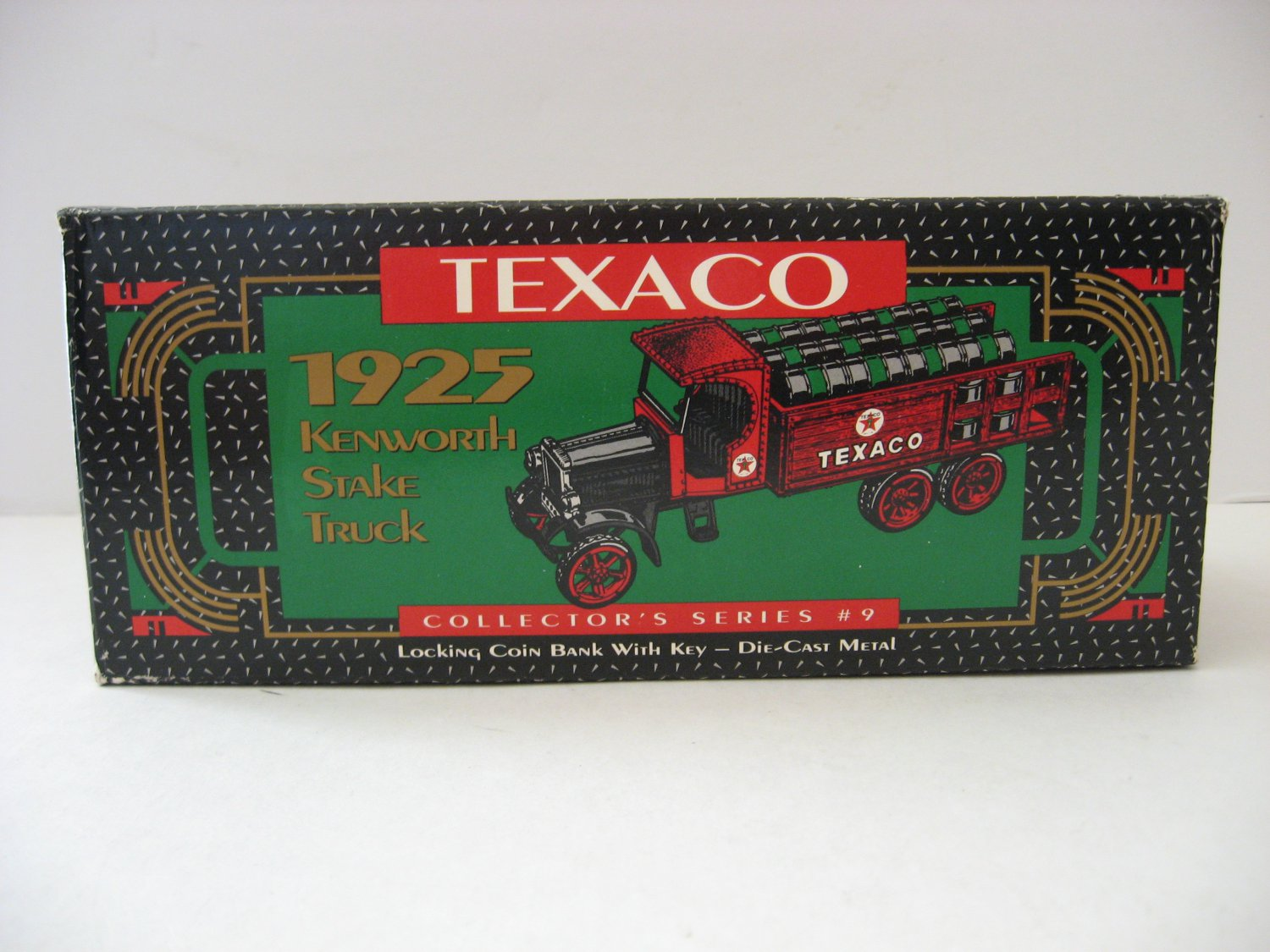 New Texaco 1925 Stake Kenworth Truck