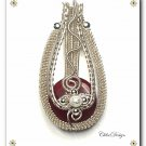 diy pdf Tutorial Wire Jewelry Pendant Brilliance,agate,wrapped,Wicca,Reiki,gizmo