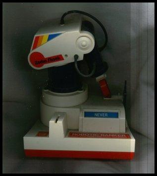 Robotic Banker