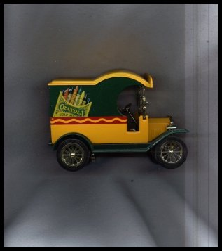 Crayola Truck Bank