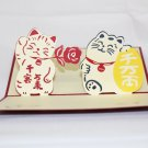 3D Pop Up Handmade Love Cats Card US Seller Love Pop Card