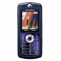 Motorola SLVR L7i Unlocked GSM i-Mode Cell Phone (Blue)