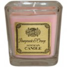 Pomegranate & Orange Soybean Candle