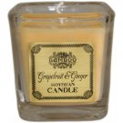 Grapefruit & Ginger Soybean Candle