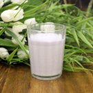 4 Lavender Soybean Votive Candles