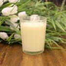 4 Banana Butter Soybean Votive Candles
