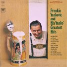 Frankie Yankovic and His Yanks' Greatest Hits (CS9287)