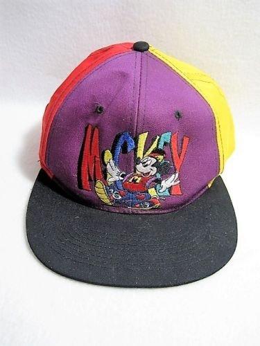 Mickey Mouse Baseball Cap/Hat