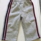 "Boys Infant Bottom Sweats 12Months ""okie-dokie"""