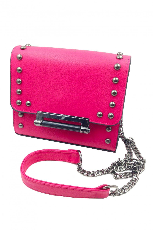 Cute small lady pink purse