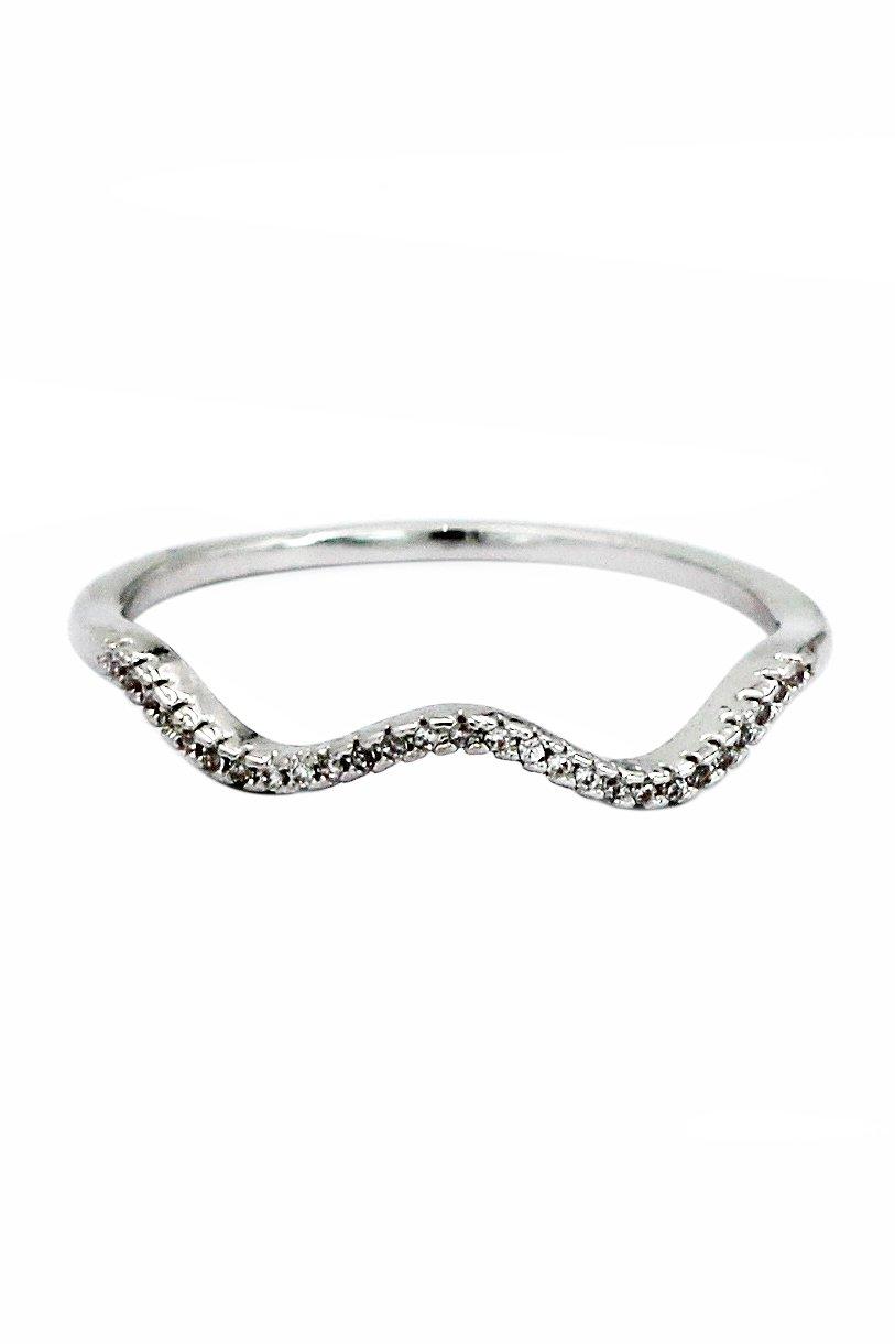 Fashion Wave Micro Chimney Ring