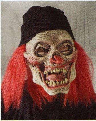 Cryptic Clown Halloween Mask