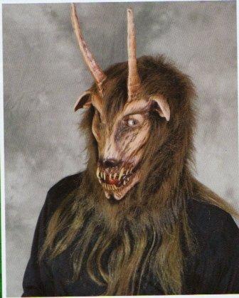 Got Your Goat Halloween Mask