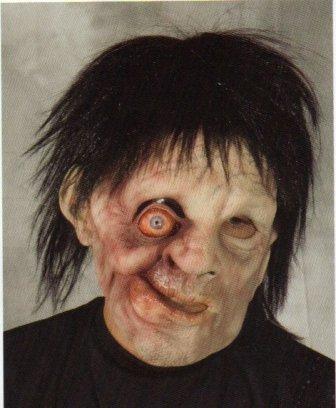 Just a HUNCH Halloween Mask