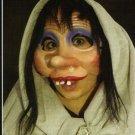 Mrs.Bashfool Halloween Mask