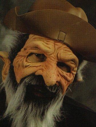 Pops Action Halloween Mask