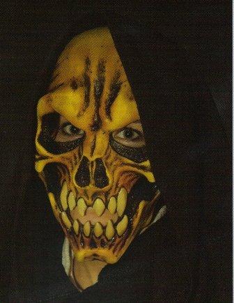 Dem Bones Halloween Mask