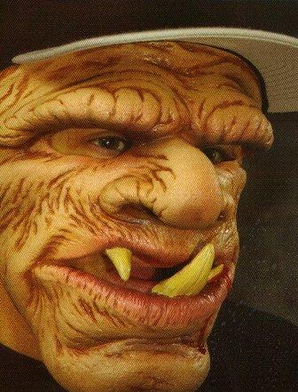 Nibbles Halloween Mask