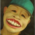 Fee Ling Yu Halloween Mask