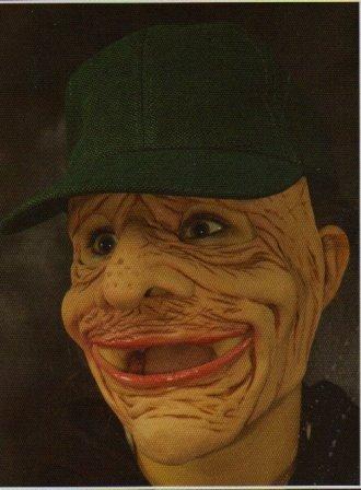 Dry Sack Halloween Mask
