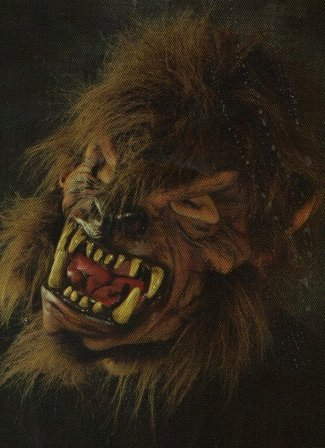 Moonshined Halloween Mask
