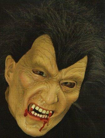 Count On Me Halloween Mask