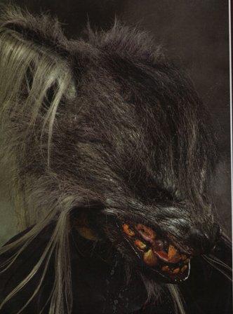 Killer Kick Ass Wolf Action Halloween Mask