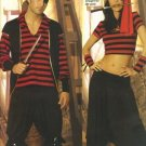 Mistress Pirate / Pirate Couples Halloween Costume