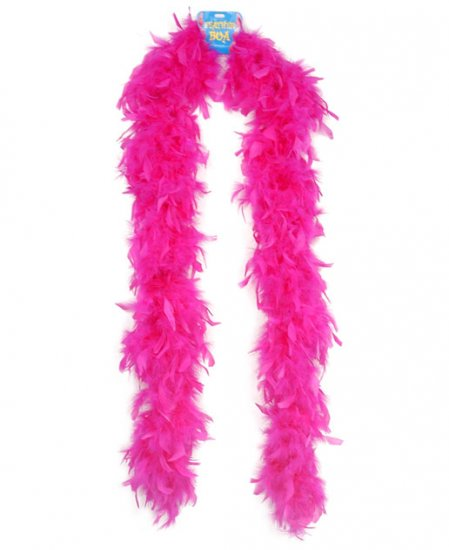 Feather boa 72 inch light weight