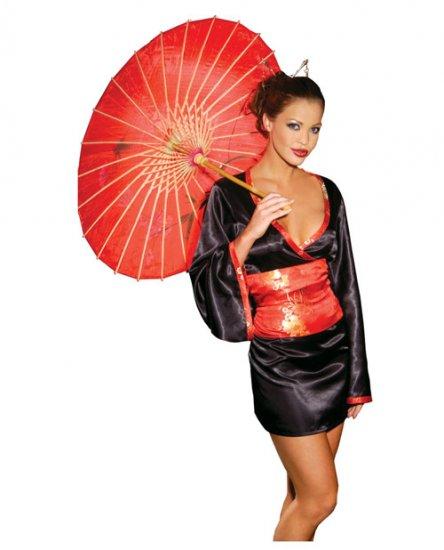 plus size geisha oriental doll adult womens costume