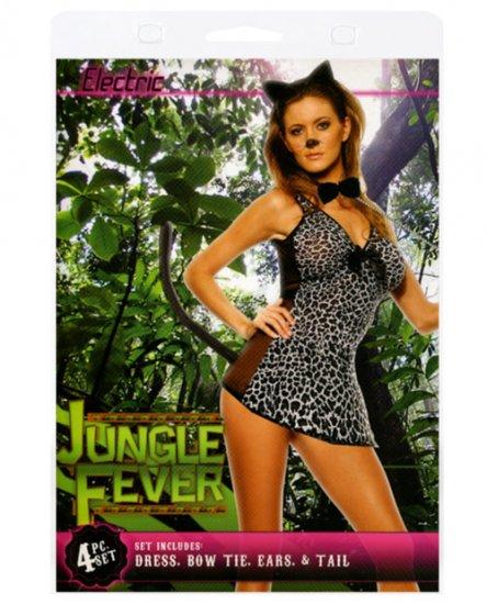 meow Jungle cat halloween costume