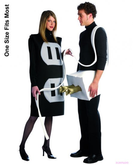 Plug and Socket Couples Outfit