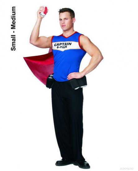 The Party Saver Mens Adult Halloween Costume