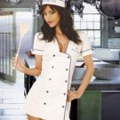hot chef small thru plus adult womens halloween costume