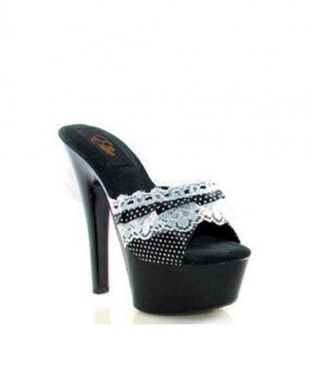 "Olive from Ellie Shoes 6"" Stiletto 2"" Platform Size 8"