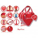Bag of love - heart shaped