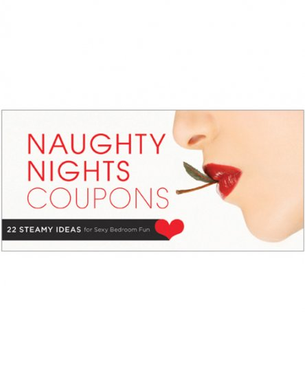 Naughty nights coupons
