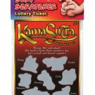 Kama sutra sex lotto ticket