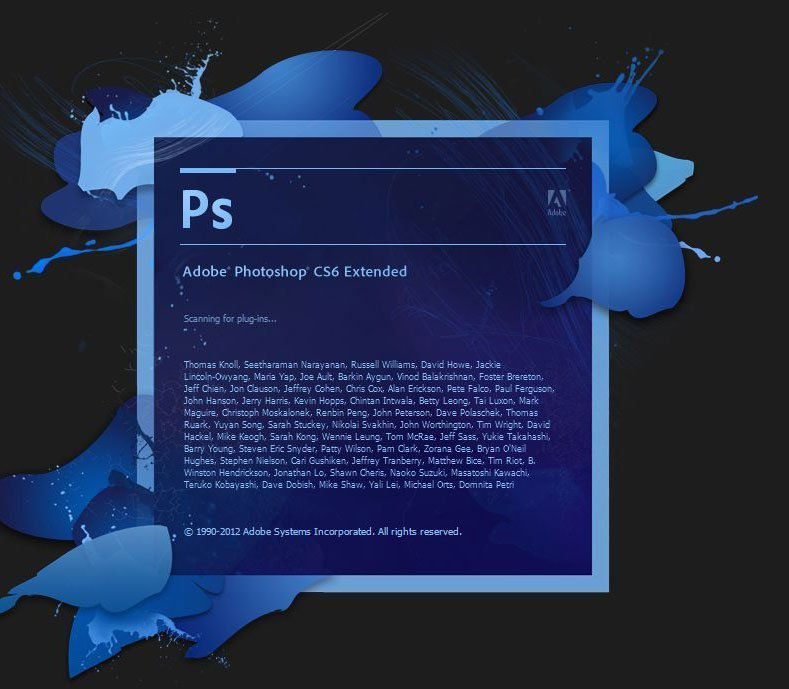 Adobe Photoshop portable extended