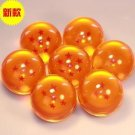7X Round Ball Gokou/Goku Ball Figure Accessories Dragon Ball Set Z Stars