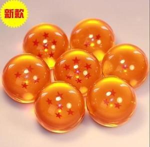 7X Round Ball Gokou/Goku Ball Figure Accessories Dragon Ball Set Z Stars