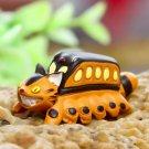 My Neighbor Totoro  Car Bus Mini Figures Fairy Gardens Dollhouse Toy Decoration