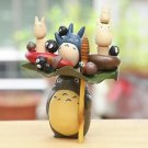 My Neighbor Totoro Mushroom Black Coal Set Miniature Figure Toy Collectibles