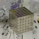216pcs 3mm DIY Cube Shape Neocube Buckyballs Magnet Toy