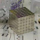 216pcs 5mm DIY Cube Shape Neocube Buckyballs Magnet Toy